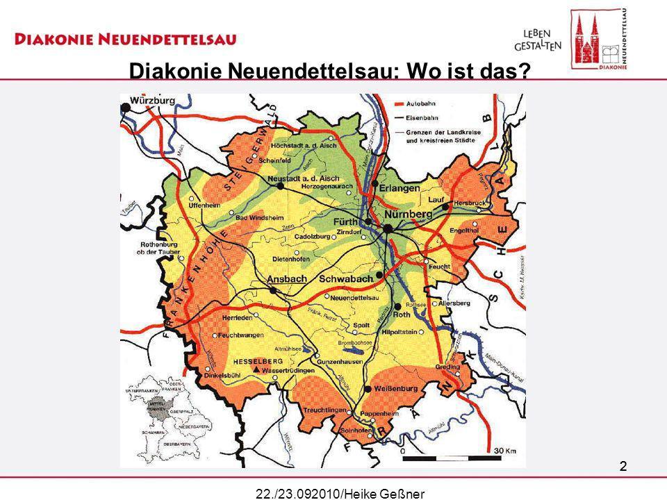 22 Diakonie Neuendettelsau: Wo ist das? 2 22./23.092010/Heike Geßner