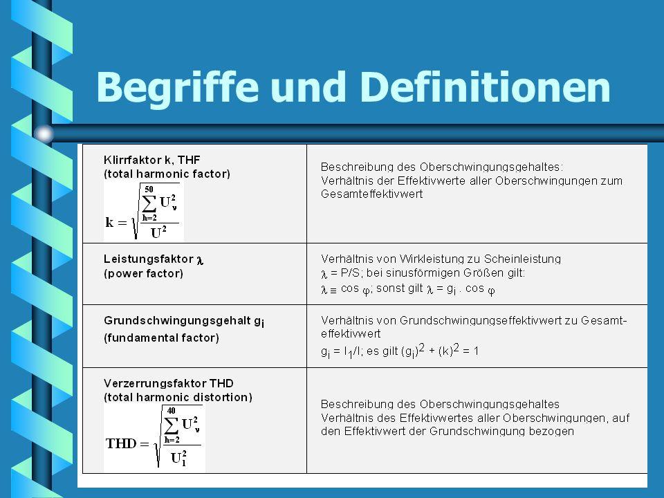 18 Begriffe und Definitionen