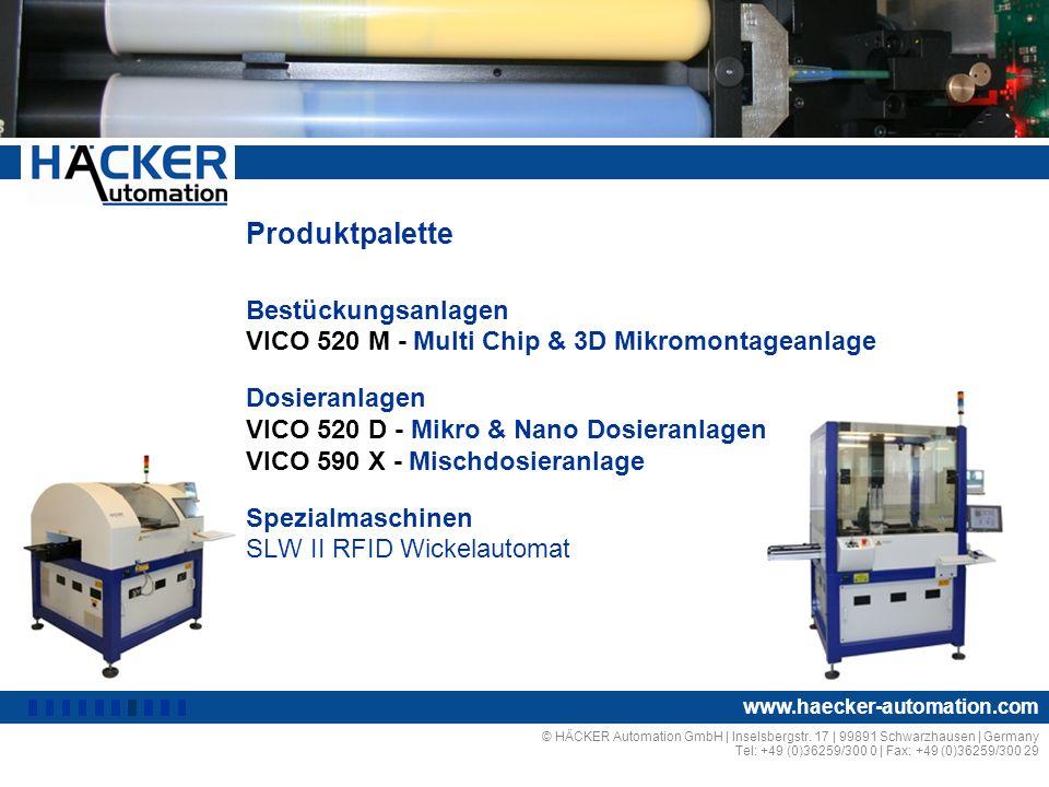 © HÄCKER Automation GmbH | Inselsbergstr.