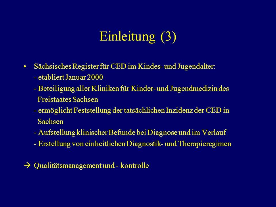 Therapie nach Diagnosestellung Mb.