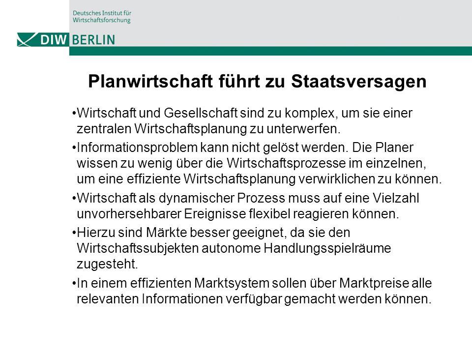 Fazit In der sozialen Marktwirtschaft deutscher Prägung wird auf eine strikte Einhaltung der Gewaltenteilung durch die drei Gewalten geachtet.