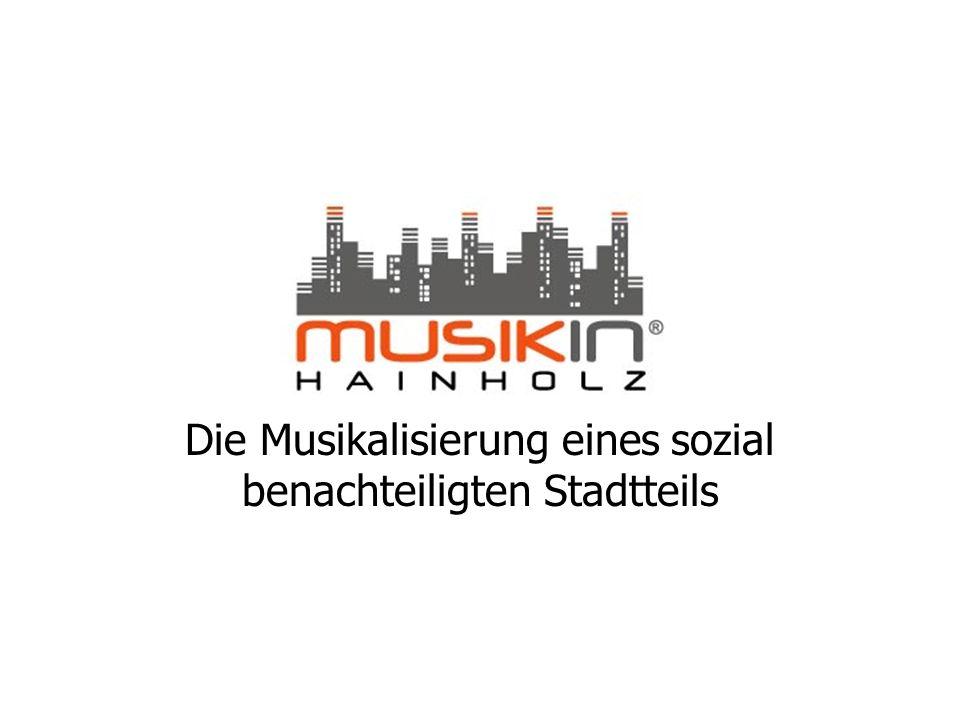 Die Musikalisierung eines sozial benachteiligten Stadtteils