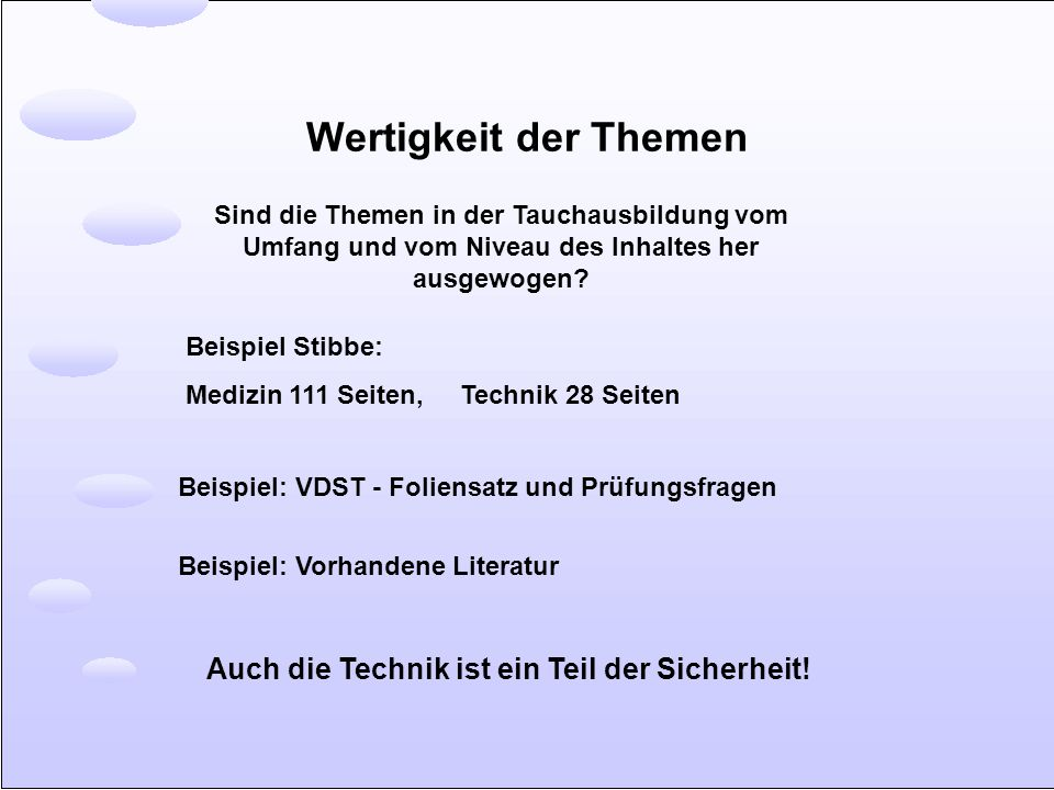 Am KFZ: TÜV, ASU, Reifenprofil, Funktion von Licht, Blinker, Warnblinker, Bremslichter, 1.