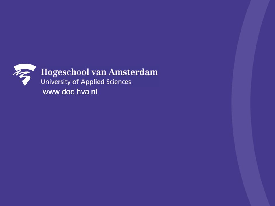 www.doo.hva.nl