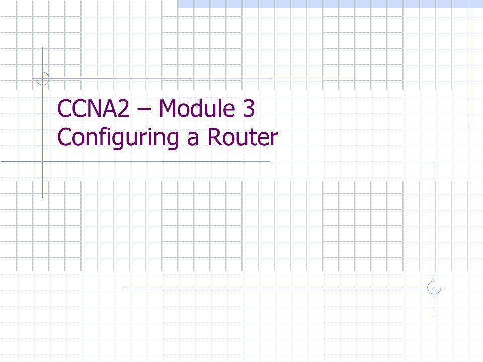 Routerkonfiguration – Hostname In diesen Modi können Änder- ungen konfigu- riert werden.