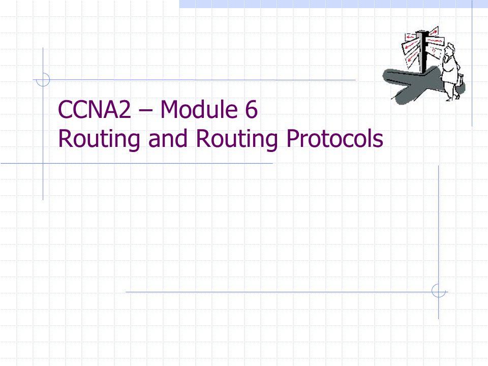 Vergleich Static und Dynamic Routing Routing: Paket-Weiterleitung von einem Quell- zu einem Zielnetzwerk Static Routing Routen ( Wegweiser ) werden manuell konfiguriert.
