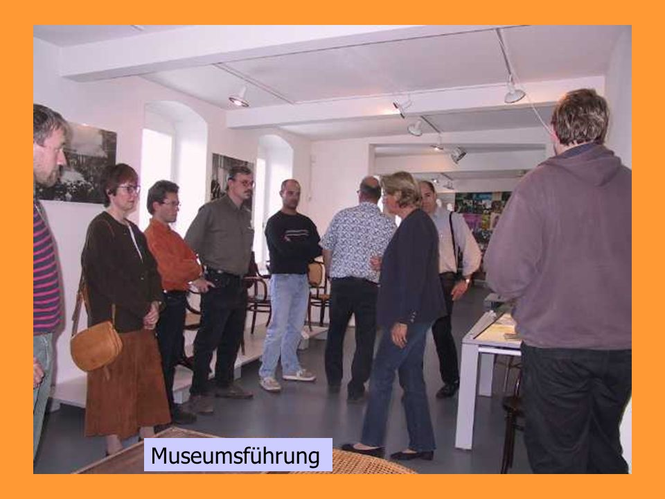 Museumsführung