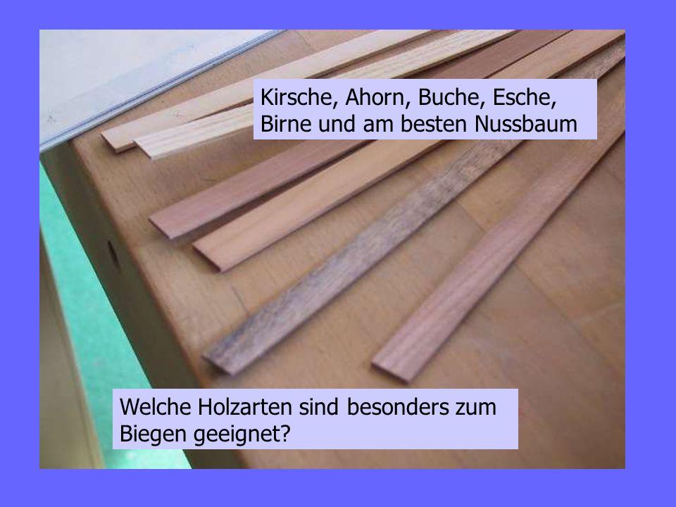 Biegemaschine.z.B. für Stuhlzargen.