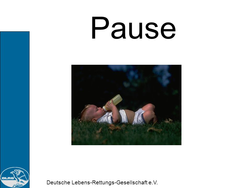 Deutsche Lebens-Rettungs-Gesellschaft e.V. Sanitätsausbildung A durch fühlen (palpatorisch): nur systolischer Wert durch hören (auskultatorisch): syst