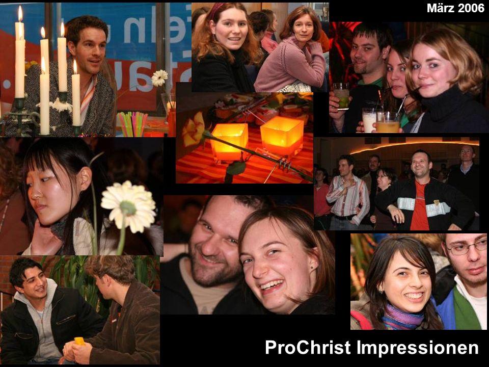 ProChrist Impressionen März 2006