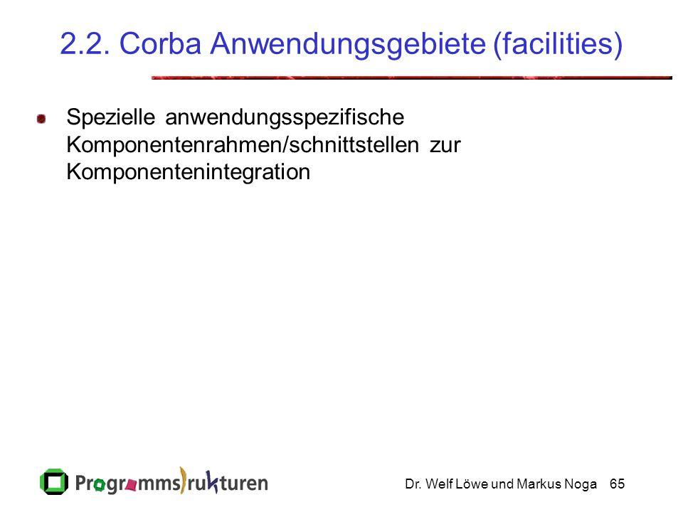 Dr. Welf Löwe und Markus Noga65 2.2.