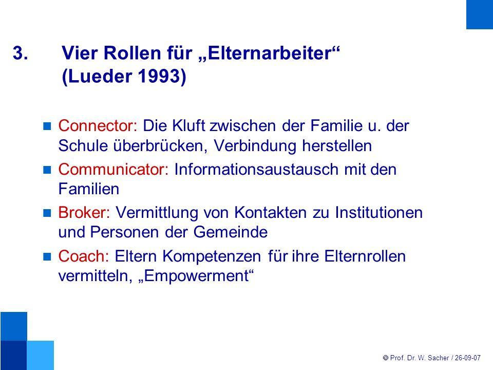 Prof.Dr. W. Sacher / 26-09-07 3.