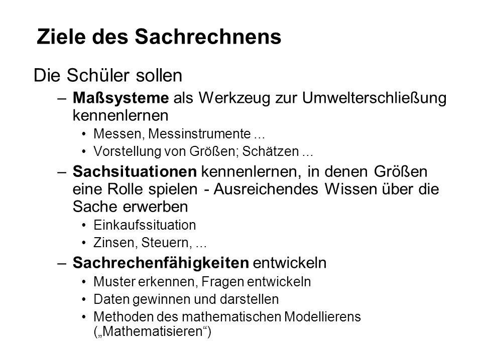 Größenbereiche in der Grundschule GrößenRepräsentantenÄquivalenzrelationen Längen Strecken, Stäbe...