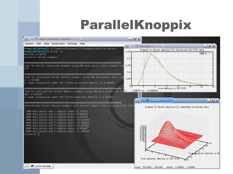 ParallelKnoppix