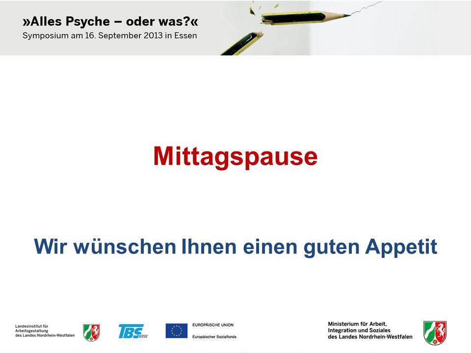 Präsentation Partner-Angebote: Arbeit gestalten NRW