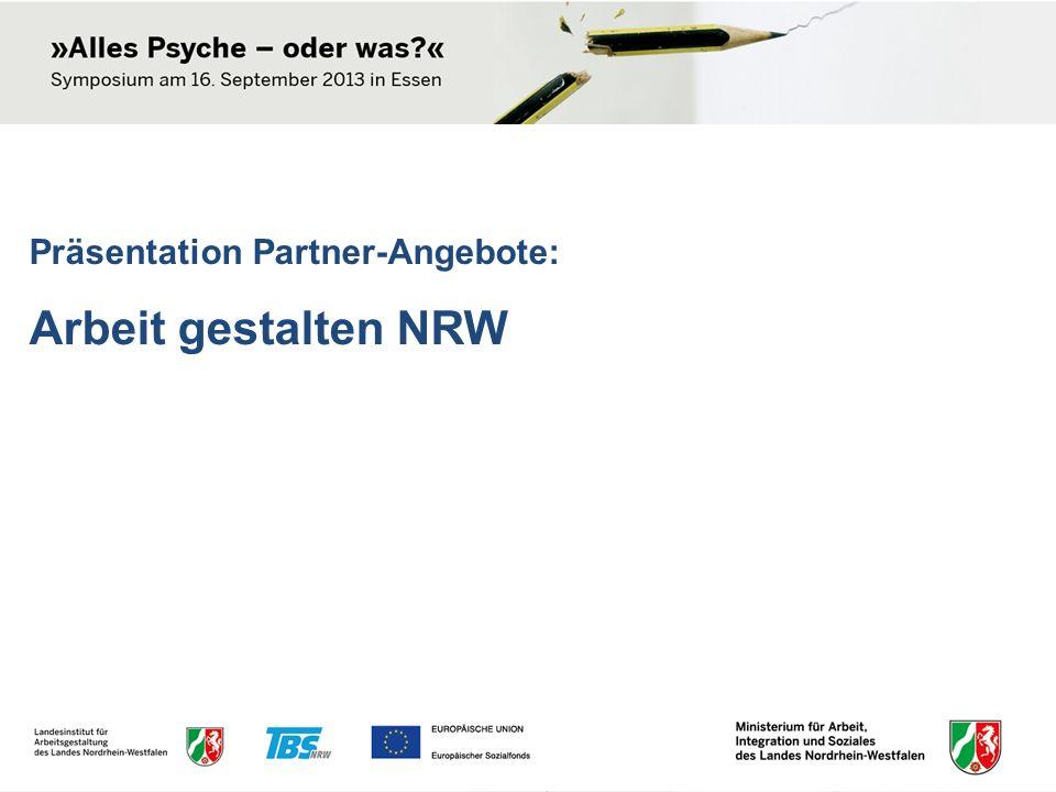 Impulsreferat mit Diskussion: Gefährdungsbeurteilung psychischer Belastungen 2.0 Dr.