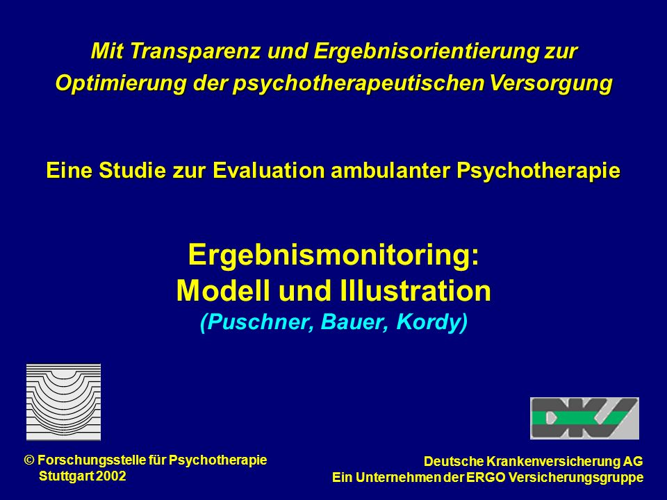 Ergebnismonitoring: Fallbeispiele Bewertungsalgorithmus nach dem Stuttgart-Heidelberger Modell Fallbesprechung I: Patientencode A02020