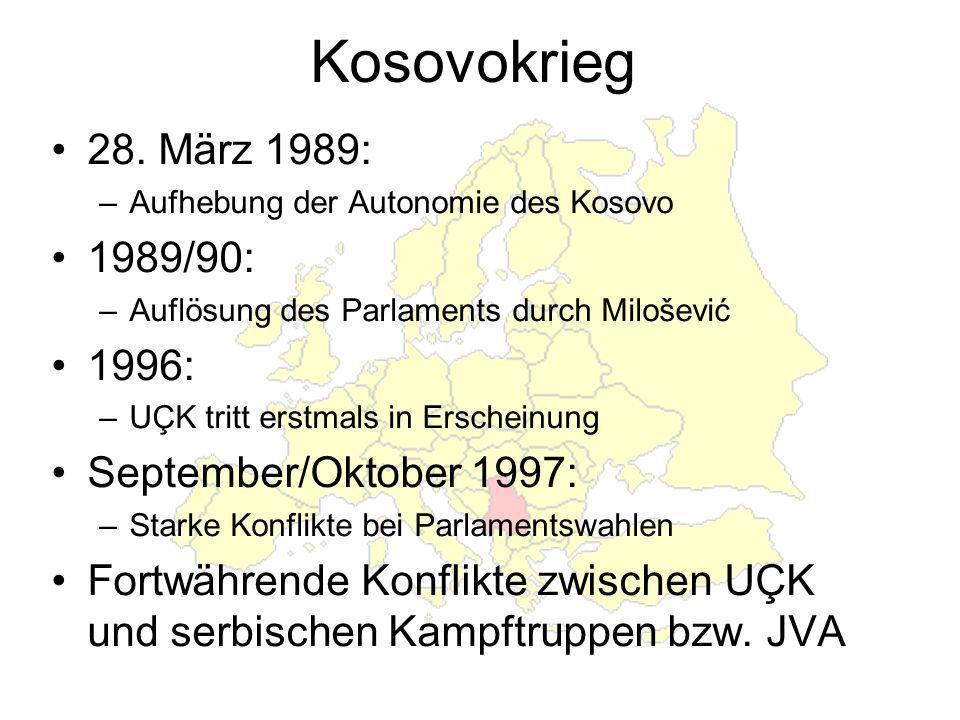 Kosovokrieg 28.