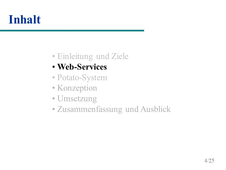 Konzeption Das klassische MVC-Prinzip VIEW CONTROLLER MODEL Model-Objekt - stellt das Anwendungsobjekt dar - enthält die Kernfunktionalität und die Daten View-Objekt - stellt die Bildschirmrepräsentation dar - Objekt erhält die Daten vom Model Controller-Objekt - Reaktion und Verarbeitung von Benutzereingaben - Vermittler zwischen Model und View Das MVC 2-Prinzip Servlet (Controller) Daten JavaBeans (Model) Browser Web-Container Nutzeraktion Systemantwort JSP (View) instanziiert leitet weiter 15/25