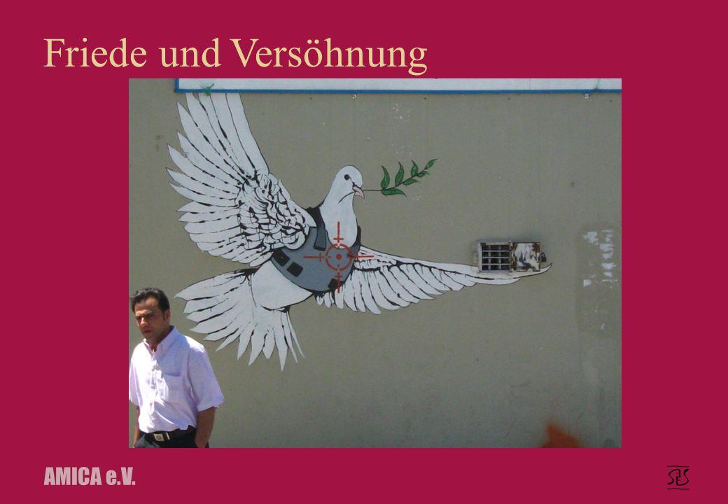 AMICA e.V. Friede und Versöhnung
