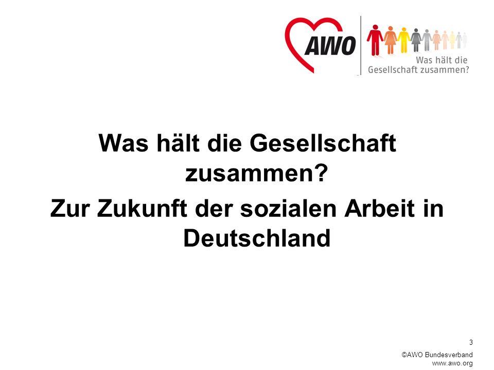 14 ©AWO Bundesverband www.awo.org