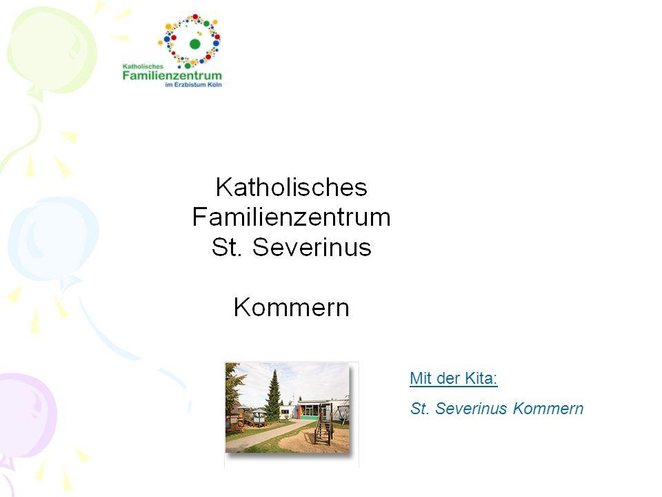 Mit der Kita: St. Severinus Kommern