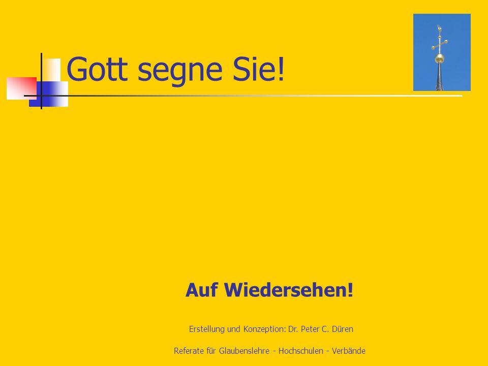 Referate für Glaubenslehre - Hochschulen - Verbände Unsere Dienststelle Wir sind für Ihre Fragen da: Domkapitular Dr. Wolfgang Hacker Theol. Referent