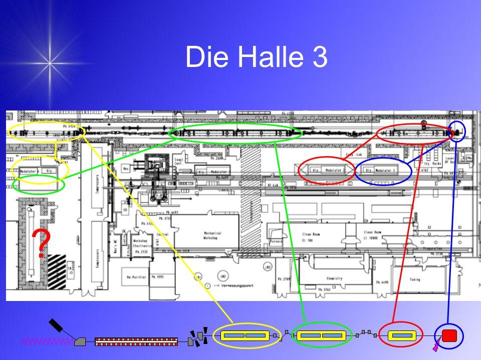 Die Halle 3 ?