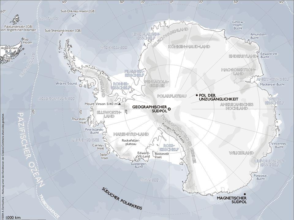 Südpol – Amundsen-Scott Station [16] [17]