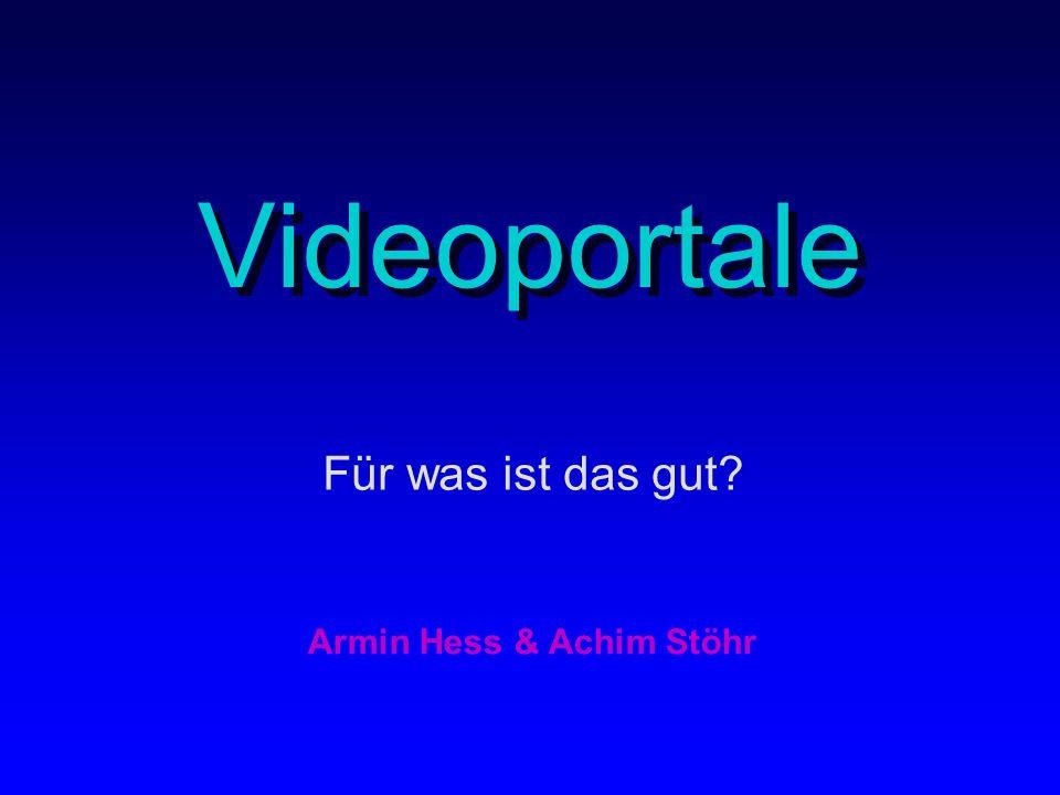 Folie 3© Armin Hess 2005 Was ist denn das.