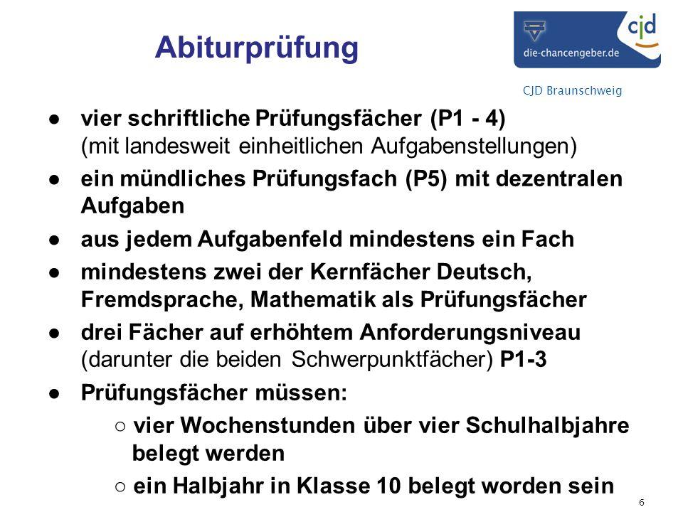 CJD Braunschweig Belegungsverpflichtungen im sprachlichen Schwerpunkt 7