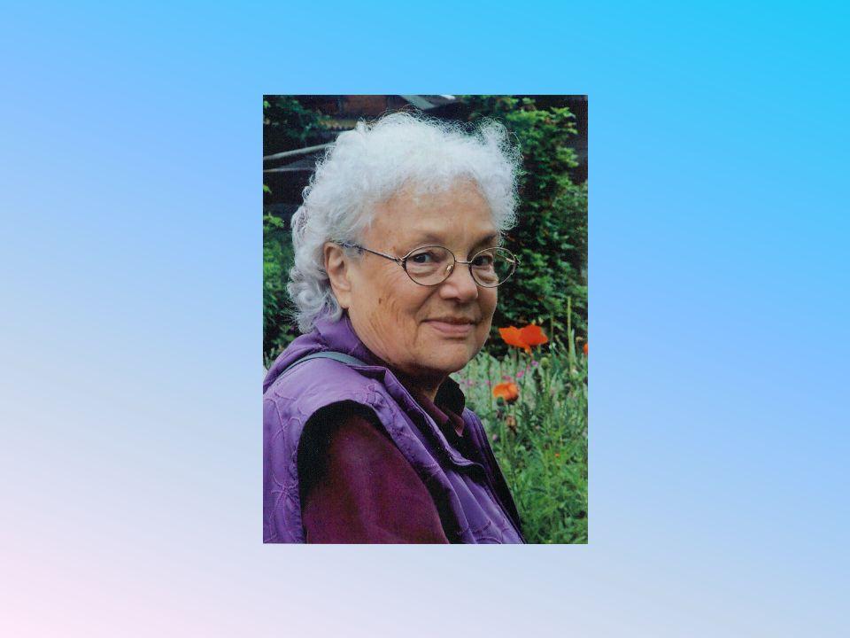 Frau Wasenitz lebte derzeitig in Lubow (Polen).