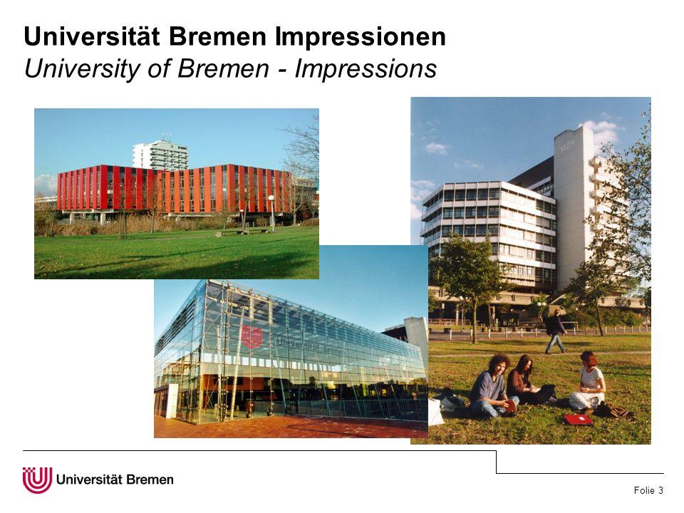 Folie 4 Universum ® Science Center Bremen
