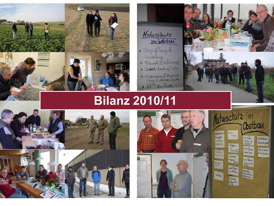 Zwischenbilanz Bilanz 2010/11