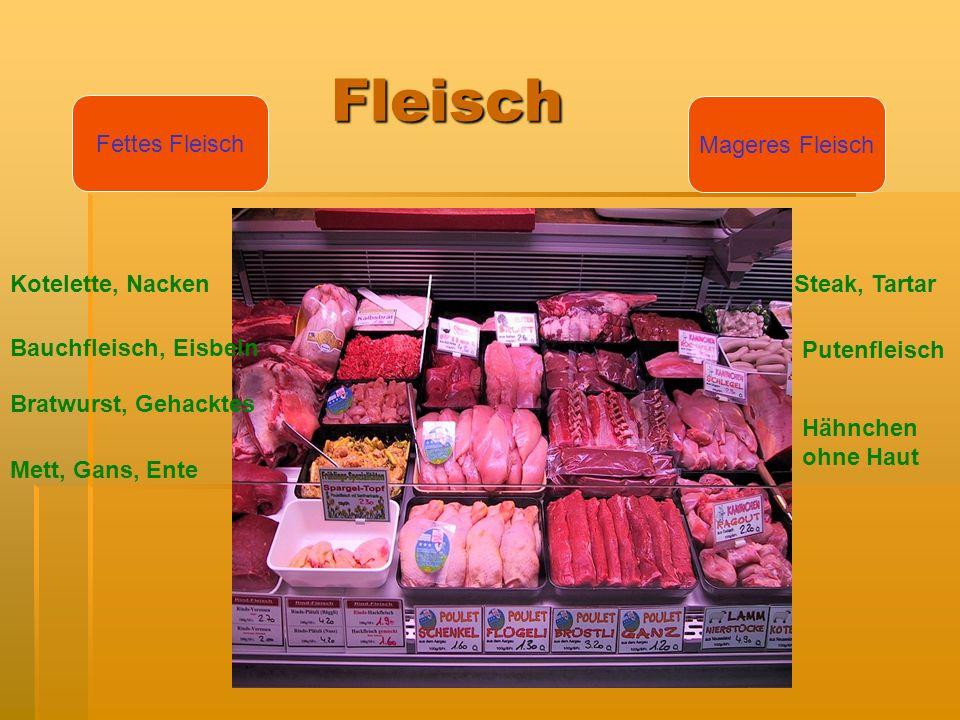 Fettquellen Streichfett Verstecktes Fett Kochfett 1g Fett 9 kcal