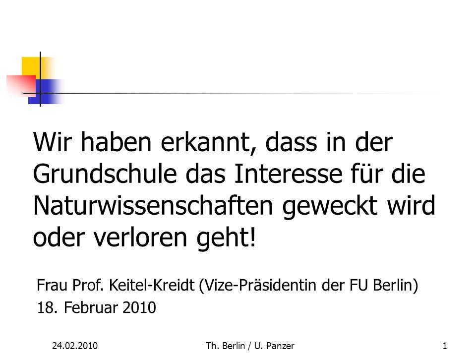 24.02.2010Th. Berlin / U.