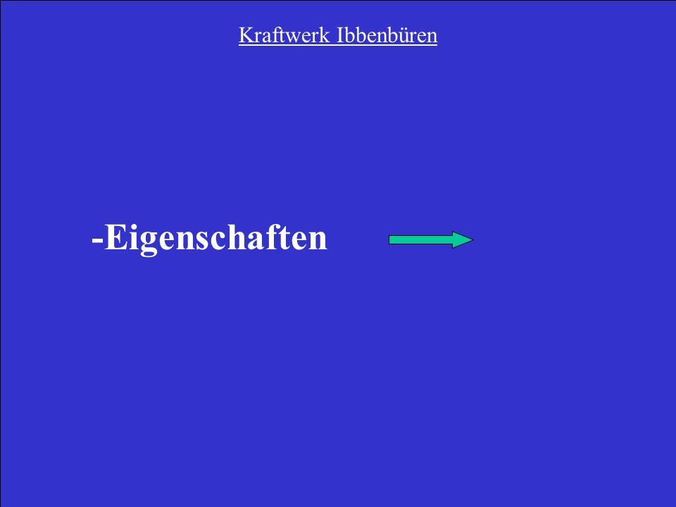 Eigenschaften : -Steinkohlekraftwerk erbaut 1978 -Leistung : 770 MW -Neben dem Kraftwerk befindet sich eine Zeche (Steinkohleabbau) -Mittellastenkraftwerk; wird bei geringem Strombedarf ausgeschaltet (Braunkohle- und Kernkraftwerke liefern den Hauptstrom) -Kühlwasser wird aus dem Dortmund-Ems- Kanal über eine 37km Leitung befördert(das wasser wird mit 17,3 bar durch die Rohre befördert)