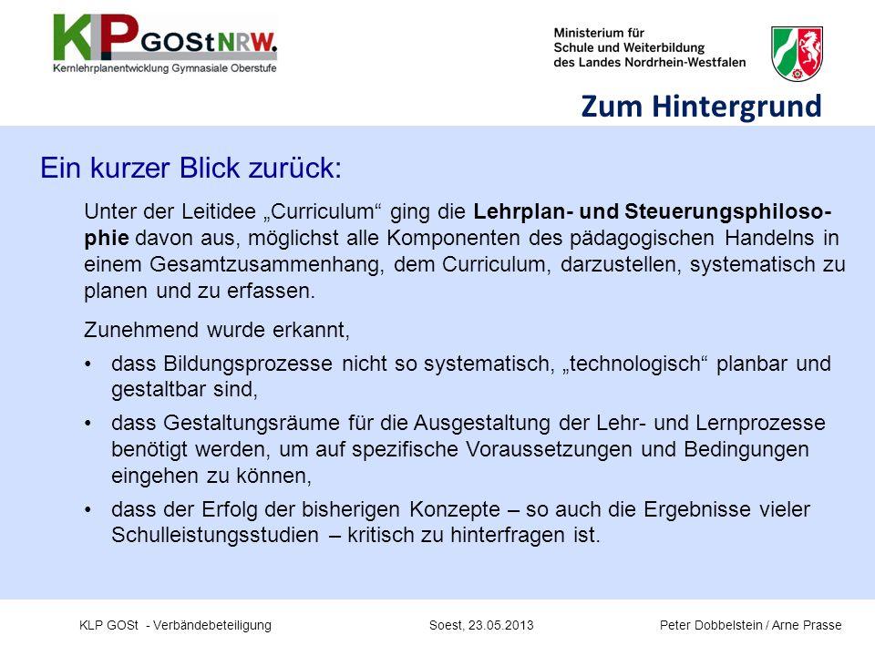 Der Stein des Anstoßes: TIMSS und PISA Die Bewertungsmaßstäbe und die inhaltlichen Anforderungen an deutschen Schulen müssen a) neu definiert und b) überprüft werden im Hinblick auf -Niveau, -inhaltliches Profil, -Vergleichbarkeit, -verbindliche (Mindest-)Anforderungen, -Realisierbarkeit.