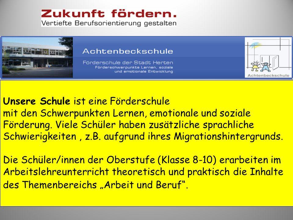 Projektfahrplan Montag, 18.05.2009 Projektvorstellung Achtenbeckschule & CJD Sch ü ler, Eltern, Presse etc Dienstag, 19.05.2009Infobesuch im Qualifizi