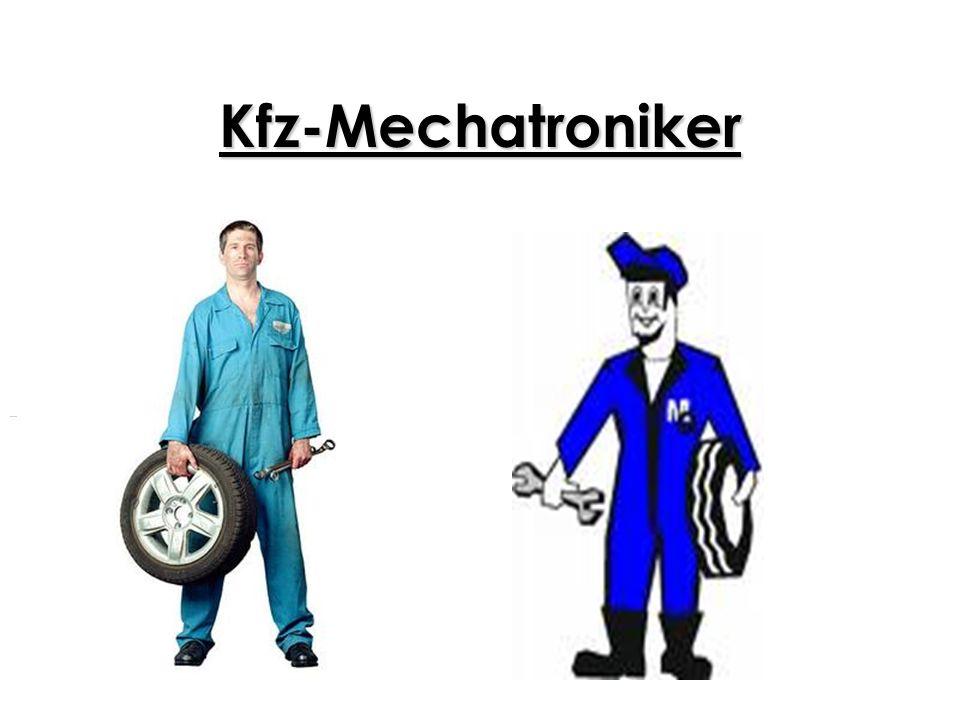 Kfz-Mechatroniker