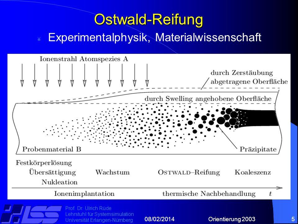 08/02/2014Orientierung 20035 Prof. Dr.