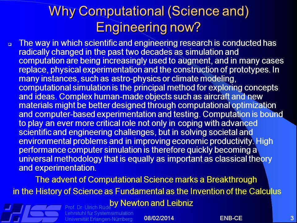 08/02/2014ENB-CE14 Prof.Dr.