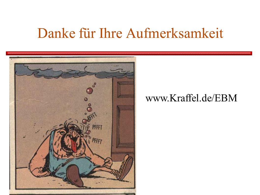 Danke für Ihre Aufmerksamkeit www.Kraffel.de/EBM