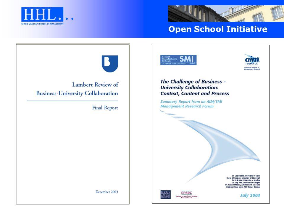 Open School Initiative