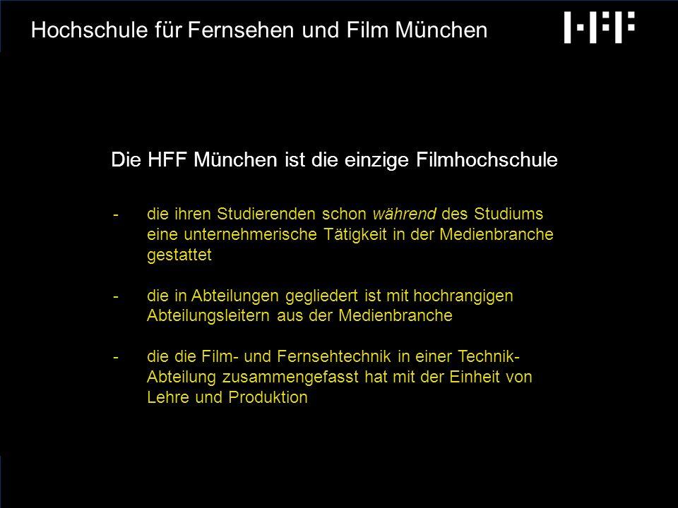 radiobremen GCA Ingenieure AG Stichwort Austauschprozesse : Mondmann Hochschule für Fernsehen und Film München