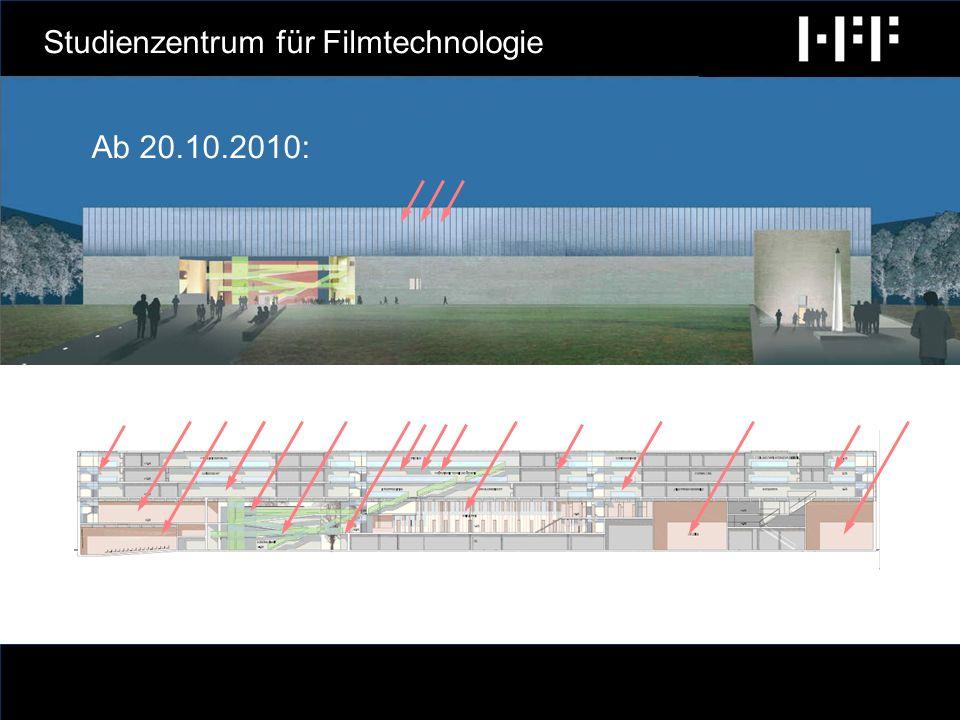 radiobremen GCA Ingenieure AG Studienzentrum für Filmtechnologie Projekt Virtuelles Filmtechnikmuseum 4.