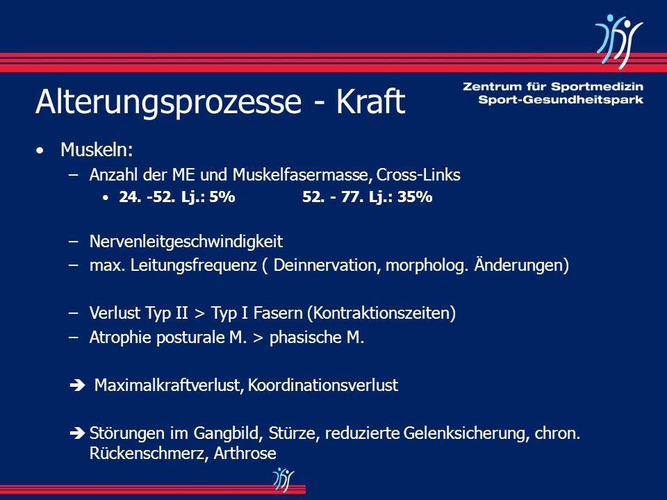 Wirkung Ausdauertraining/Krebs Körperl.