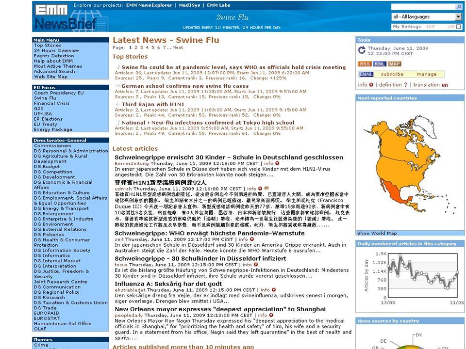 Michael Kluck Mai 2009 Humboldt-Universität zu Berlin, Institut für Bibliotheks- und Informationswissenschaft, Bereich Fernstudium 4