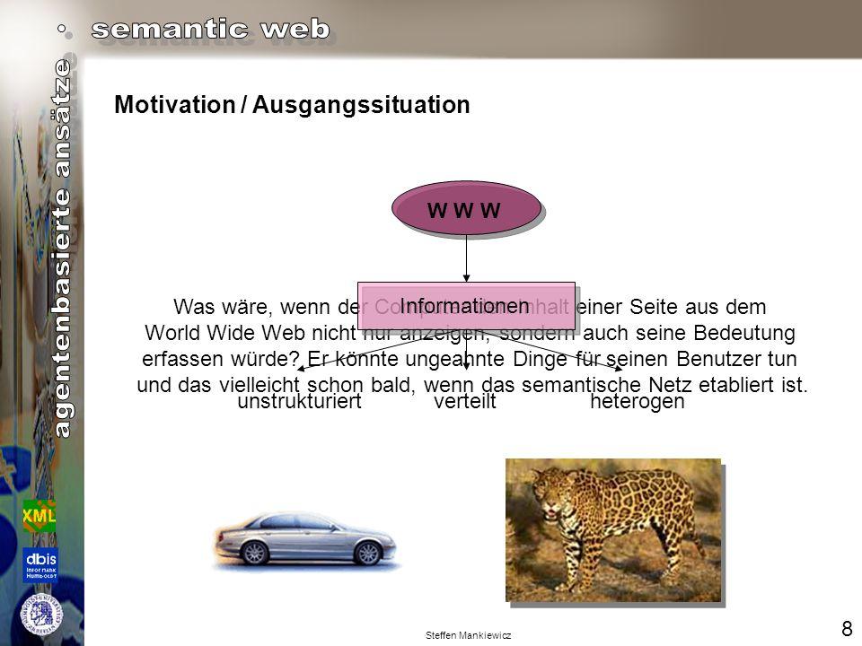 Steffen Mankiewicz Intelligenz durch Kommunikation ? 9