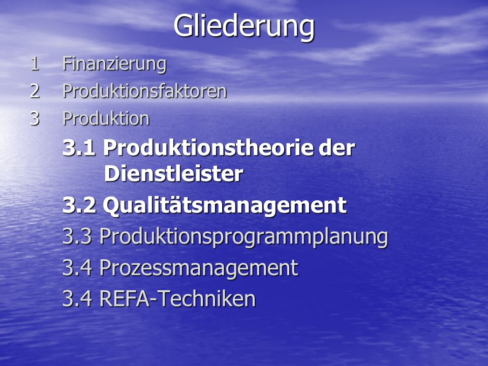 Elemente 9.Prozesslenkung9. Prozesslenkung –Anwendung von Standards beim Behandlungsprozess 10.
